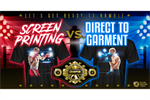 Screen Printing vs. DTG: A 10-Round Print-Method Battle, Part 1