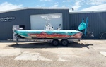 Boat & Watercraft Wrap Applications