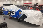 NASCAR Driver Austin Dillon Reps Childress Team in Full Roland Wrap