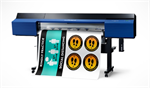 Roland DGA Introduces New Social Distancing Signage Solutions