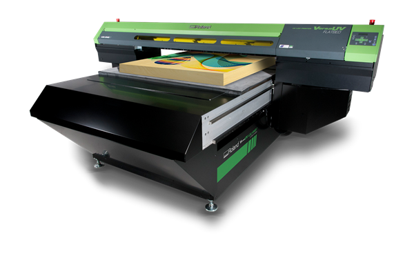 Now Available from Nazdar SourceOne: the New Roland VersaUV LEJ-640FT