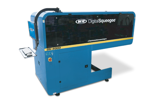 M&R Printing Equipment Announces Inaugural Digital Squeegee Awards Competition