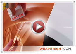 New Wrap it Right Video from Arlon - Basic Squeegee Skills