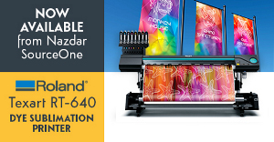 Roland RT-640: Exceptional sublimation performance and value