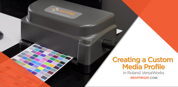 New Arlon WrapItRight Video: Creating a Custom Media Profile
