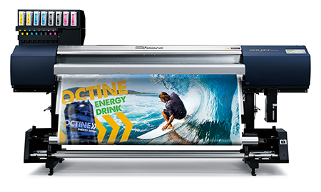 Roland DG Announces Launch of New SOLJET EJ-640 Wide-Format Inkjet Printer