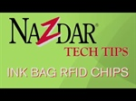 NAZDAR TIP - Ink Bag RFID Chip Installation