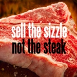 Sell the Sizzle
