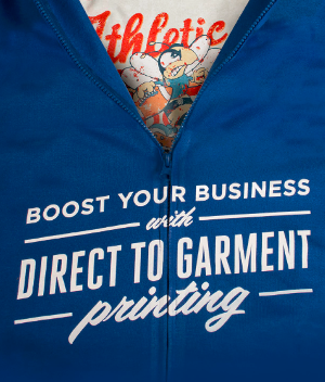 Boost Your Business with Direct to Garment Printing