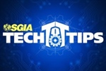SGIA Tech Tip: Router Cutting Acrylic