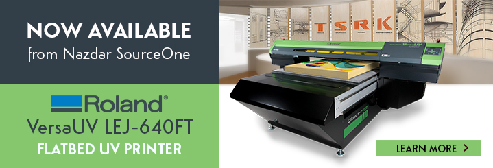 Graphic Printing Equipment, Ink and Supplies | Nazdar SourceOne