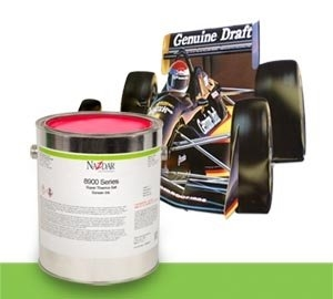 8900 SuperSet Thermo-Set Screen Ink - Standard Colors