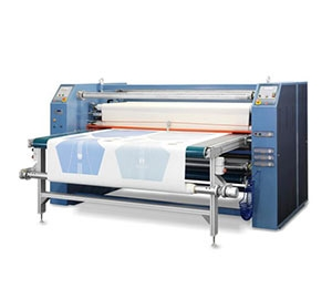 6572-60 Sheet Fed or Roll-to-Roll Rotary Heat Transfer Printer
