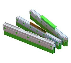 Double Stroke Squeegees
