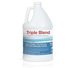 Triple Blend Liquid Cured Plastisol Remover & Stain Remover