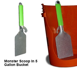 Monster Bucket Scoop
