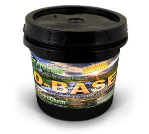 D-BASE Premium Clear Mixing Base