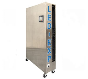 LED-EXP Vertical UV LED Exposure Unit