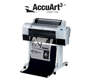 AccuArt 3 Inkjet Film Positive