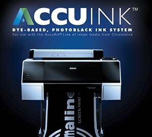 AccuInk Black Ink for Epson 1430