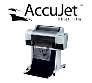 AccuJet Water-resistant Inkjet Film