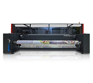 VUTEk FabriVU 340i Soft Signage Printer