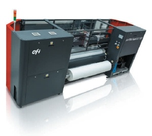 VUTEk FabriVU 340 Soft Signage Printer