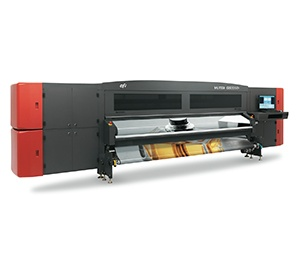 VUTEk GS3250r Grand Format Inkjet Printer