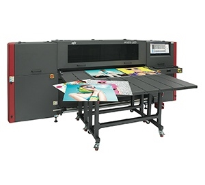 H1625 Hybrid LED UV Printer - CMYK
