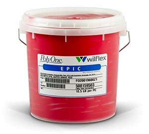 Epic Non-Phthalate Plastisol Inks - Standard Colors