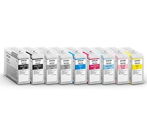 UltraChrome HD Ink for SureColor Inkjet Printers