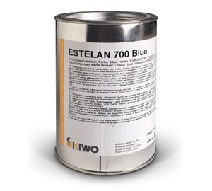 Estelan 700 Blue Two-Part Screen Lacquer