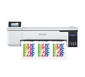 SureColor F570 Dye Sublimation Transfer Printer - 24