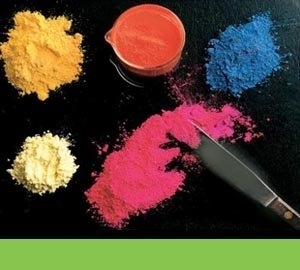 Fluorescent Pigment Powders