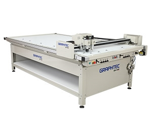 Optima V250 Flatbed Cutter
