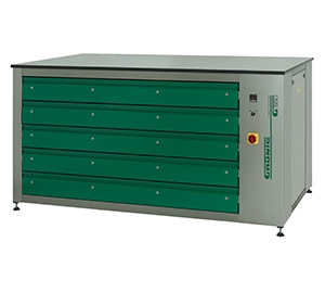 G-550 Screen Drying Cabinet