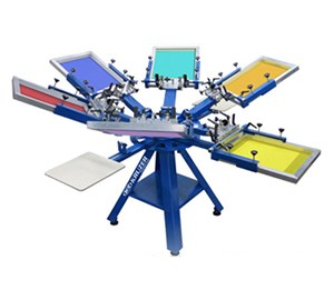 Kruzer Manual Textile Press