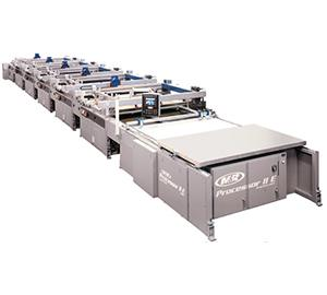 Processor IIE Inline Multi-Color UV Print/Cure System