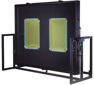 SPVF Direct Screen Vacuum Frames