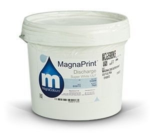 MagnaPrint Discharge - ULF System Super Opaque White