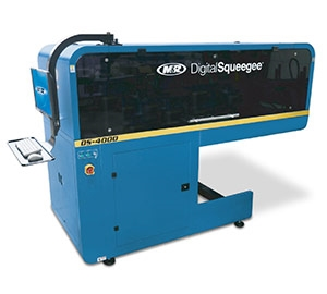 DS-4000 Digital Squeegee Hybrid Printing System
