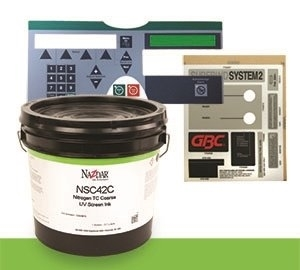 NSC42C Nitrogen TC Coarse UV Screen Ink