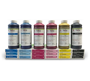 1302 Solvent Digital Inkjet Ink for JV3 Printers