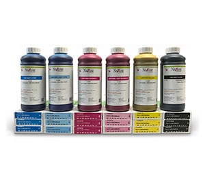 130 Series Solvent Digital Ink for CJV, JV33, JV300 and JV150 Printers