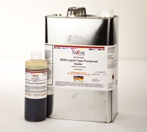 B-535 Liquid Tape - Cure Agent 8 oz (C5368OZ)