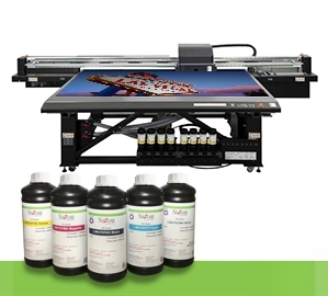 707 Series UV-LED Inkjet Ink