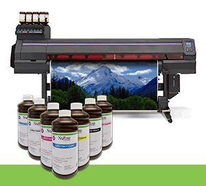 708 Series UV-LED Inkjet Ink