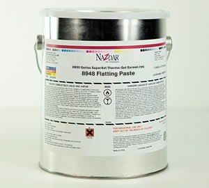 8900 SuperSet Thermo-Set Screen Ink - Flatting Paste