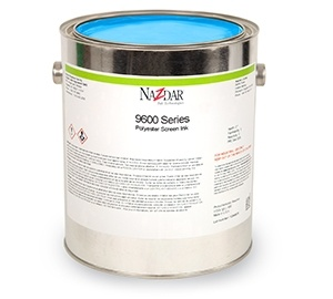 9600 Polyester Screen Ink - Standard Colors
