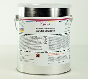 ADE Epoxy Screen Ink - Standard Colors
